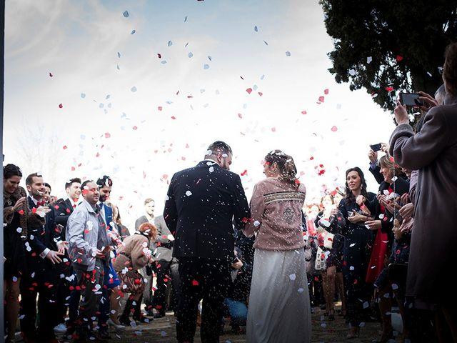 La boda de David y Ana María en Mota Del Cuervo, Cuenca 10