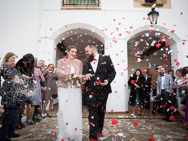 La boda de David y Ana María en Mota Del Cuervo, Cuenca 20