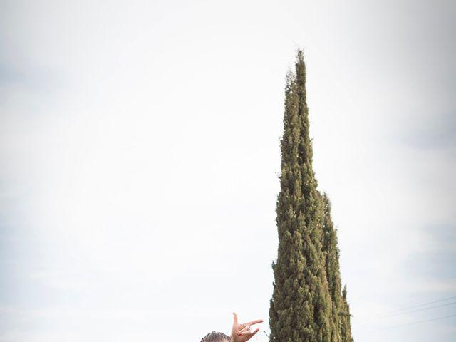 La boda de David y Ana María en Mota Del Cuervo, Cuenca 21