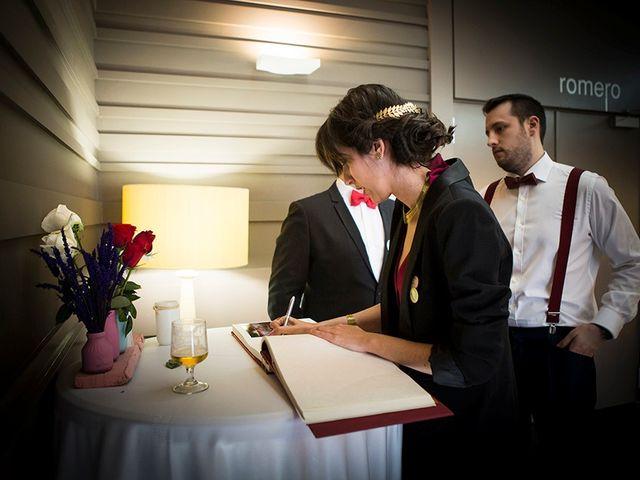 La boda de David y Ana María en Mota Del Cuervo, Cuenca 26
