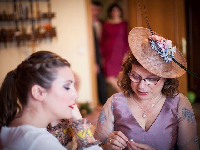 La boda de David y Ana María en Mota Del Cuervo, Cuenca 40