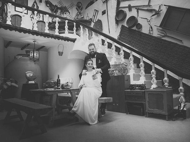 La boda de Ana María y David