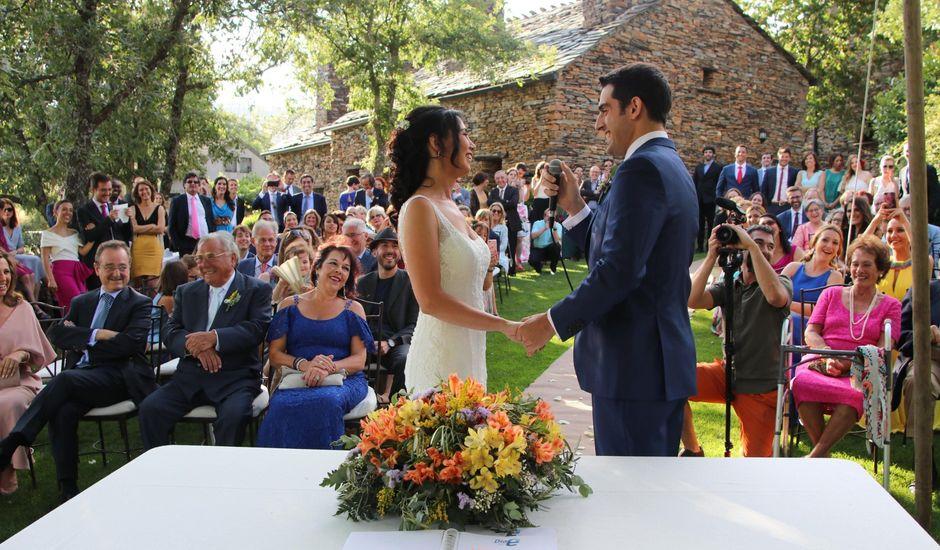 La boda de Coral y Fernando en Campillo De Ranas, Guadalajara