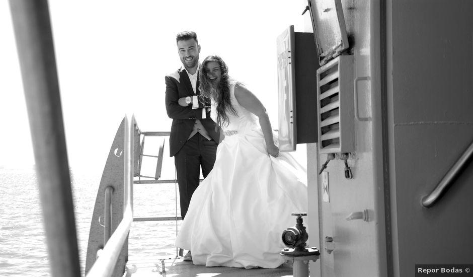 La boda de Pedro y Marian en Badajoz, Badajoz