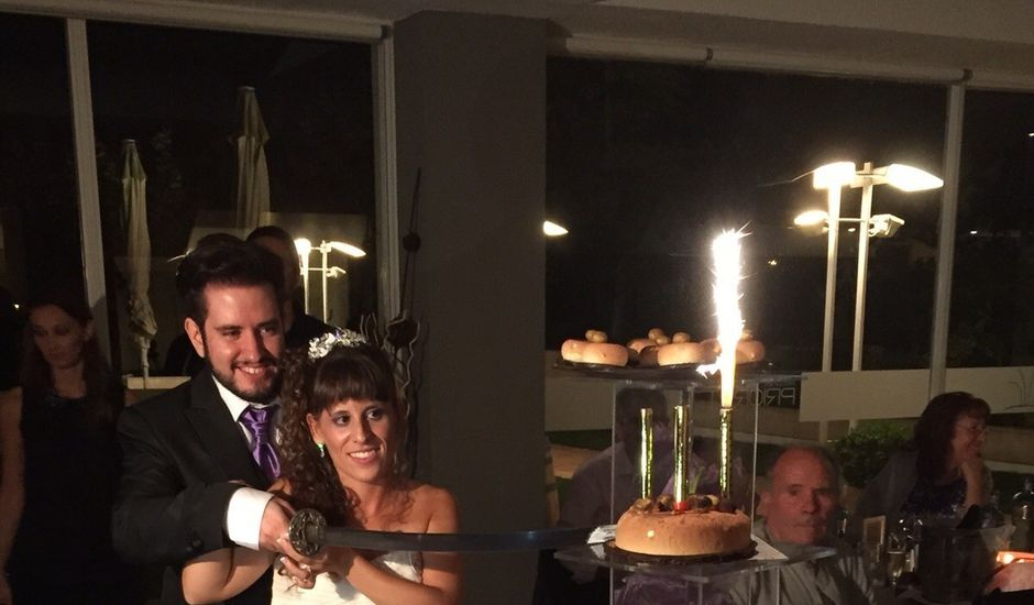 La boda de Joan y Patricia en Banyeres Del Penedes, Tarragona