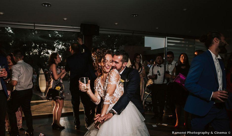 La boda de Cristian y Paloma en Elda, Alicante