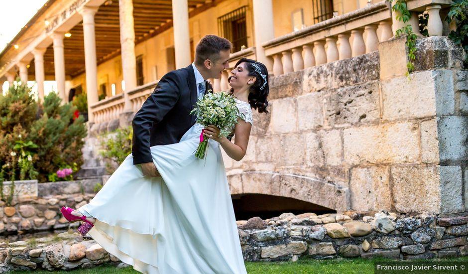 La boda de Juanma y Silvia en Sotos De Sepulveda, Segovia