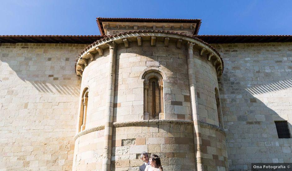 La boda de Pedro y Esti en Vitoria-gasteiz, Álava