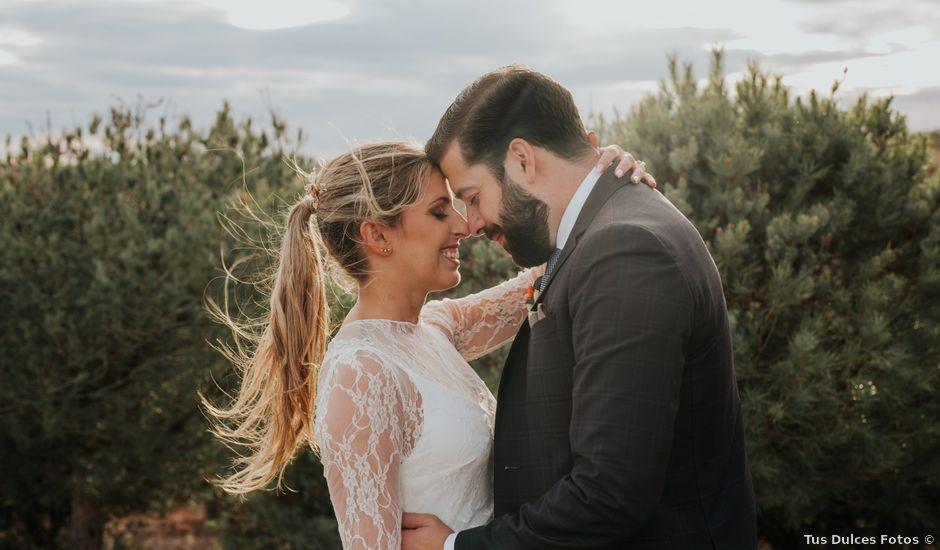 La boda de Alberto y Cristina en San Agustin De Guadalix, Madrid