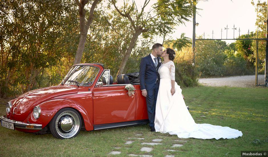 La boda de augusto y rosa en Turis, Valencia