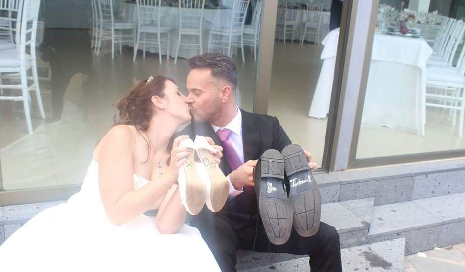 La boda de Jonathan y Elisabet en Candelaria, Santa Cruz de Tenerife