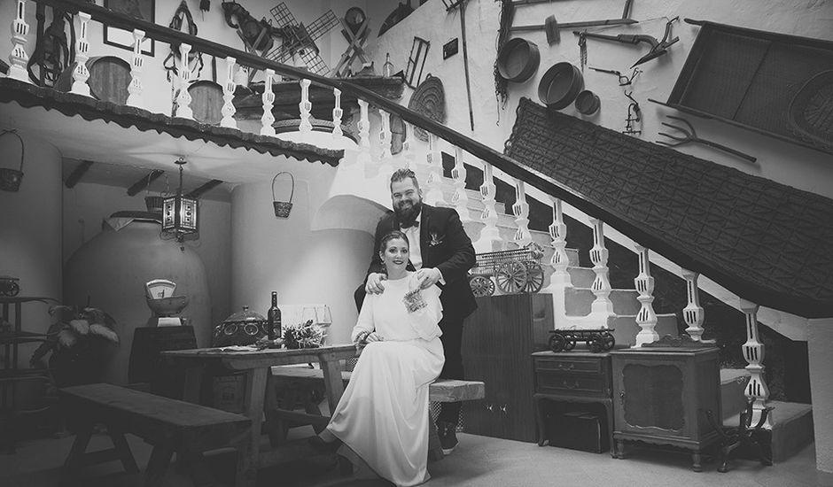 La boda de David y Ana María en Mota Del Cuervo, Cuenca