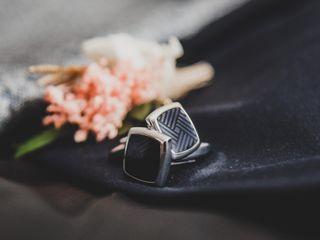 La boda de Nedielka y Saúl 1