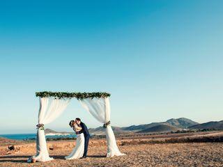 La boda de Rocío y Chicho