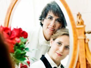 La boda de Bibiana y Laura