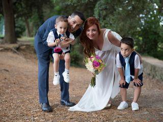 La boda de Anna y José Luis
