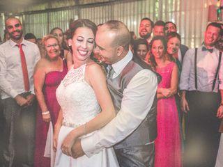 La boda de Carolina y Juan Antonio
