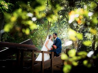 La boda de Aurora y Rafael