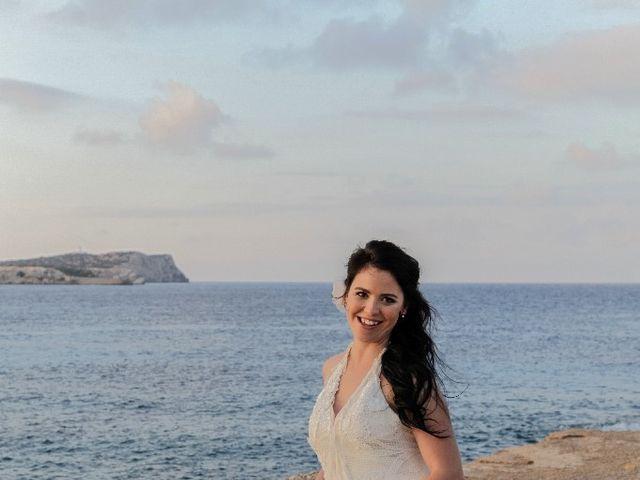 La boda de Paco y Conchi en Cala Conta, Islas Baleares 1