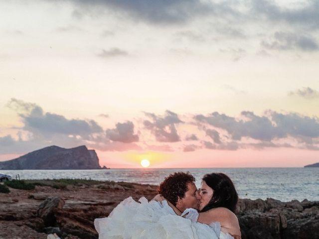 La boda de Paco y Conchi en Cala Conta, Islas Baleares 2
