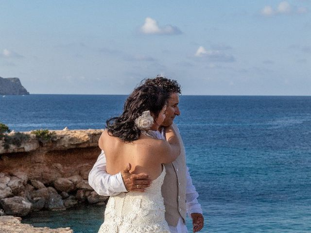 La boda de Paco y Conchi en Cala Conta, Islas Baleares 3