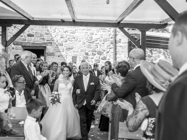 La boda de Mikel y Iria en Larrabetzu, Vizcaya 26
