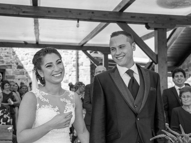 La boda de Mikel y Iria en Larrabetzu, Vizcaya 29