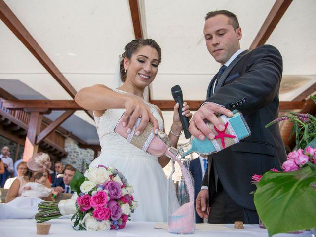 La boda de Mikel y Iria en Larrabetzu, Vizcaya 30