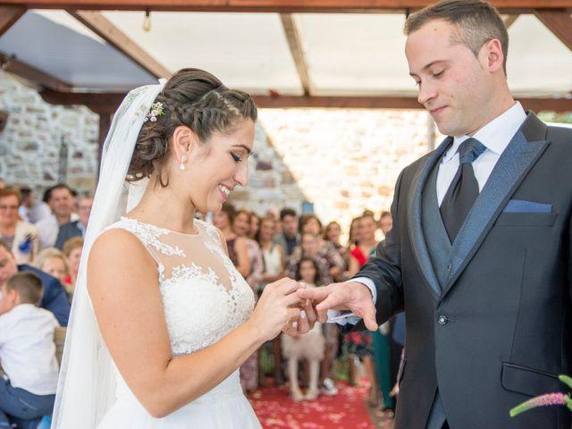 La boda de Mikel y Iria en Larrabetzu, Vizcaya 32