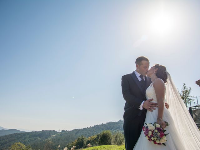 La boda de Mikel y Iria en Larrabetzu, Vizcaya 38