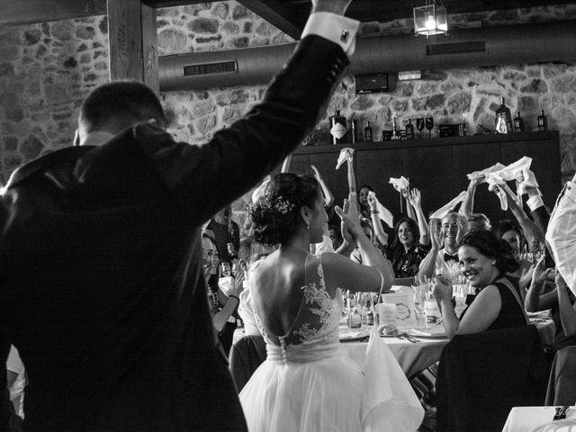 La boda de Mikel y Iria en Larrabetzu, Vizcaya 41