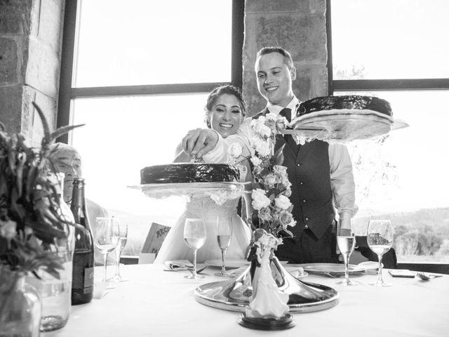 La boda de Mikel y Iria en Larrabetzu, Vizcaya 42