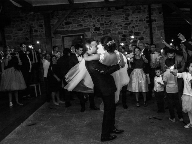 La boda de Mikel y Iria en Larrabetzu, Vizcaya 46