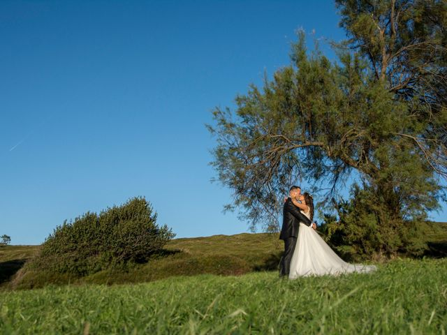La boda de Mikel y Iria en Larrabetzu, Vizcaya 53
