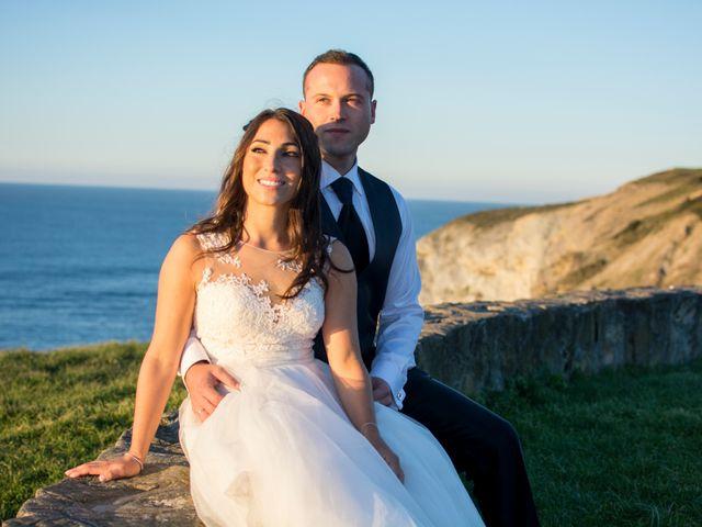 La boda de Mikel y Iria en Larrabetzu, Vizcaya 68