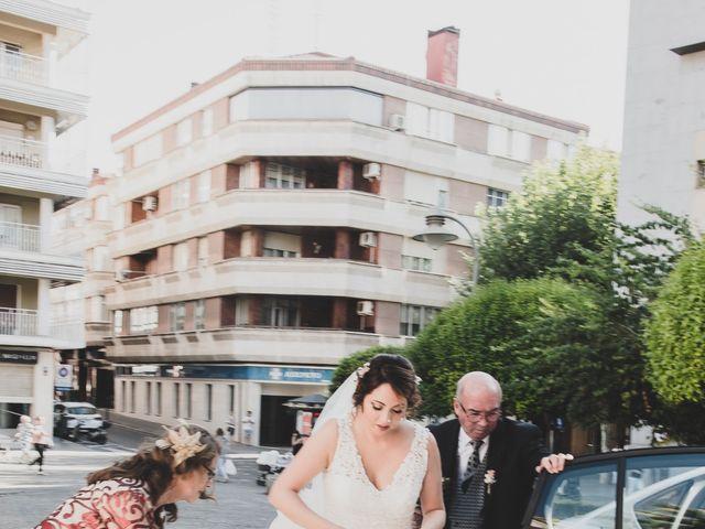 La boda de Saúl y Nedielka en Malagon, Ciudad Real 33