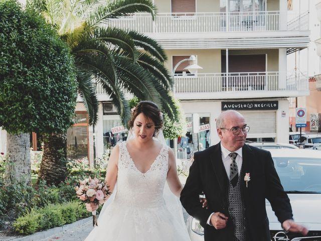 La boda de Saúl y Nedielka en Malagon, Ciudad Real 36