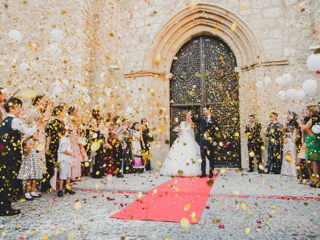 La boda de Saúl y Nedielka en Malagon, Ciudad Real 43