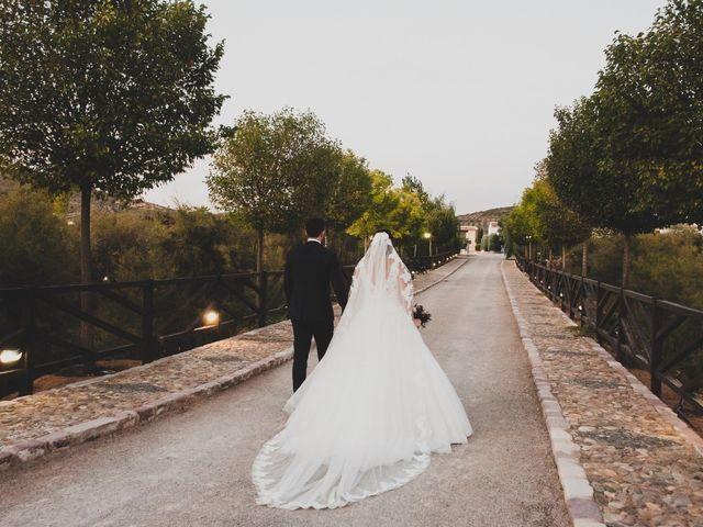 La boda de Saúl y Nedielka en Malagon, Ciudad Real 49
