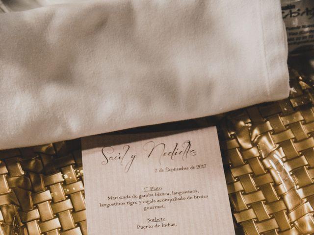 La boda de Saúl y Nedielka en Malagon, Ciudad Real 54