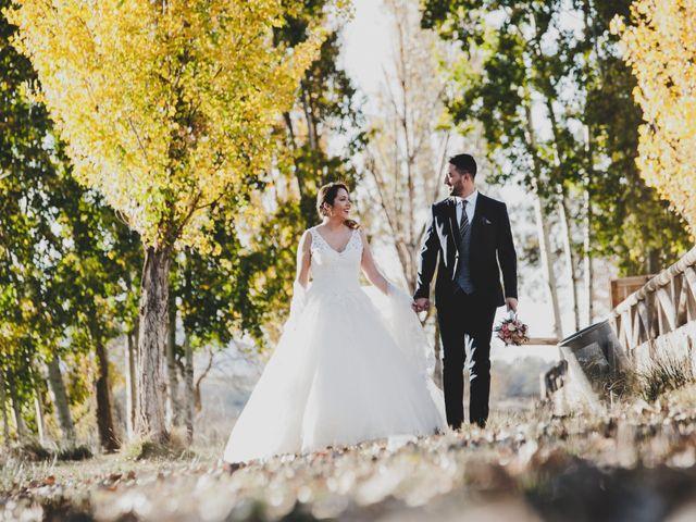 La boda de Saúl y Nedielka en Malagon, Ciudad Real 61