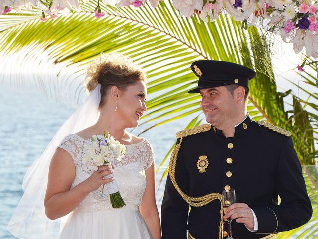La boda de Olga y Pedro