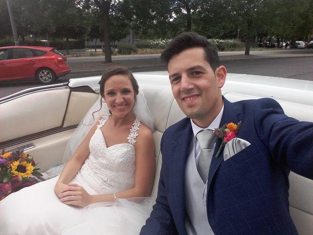 La boda de David Manuel y Rosa Maria en Sevilla, Sevilla 3