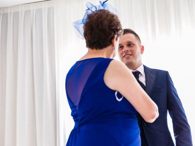 La boda de Javier y Celia en Benidorm, Alicante 20
