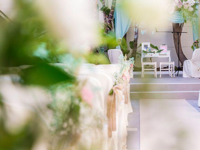 La boda de Javier y Celia en Benidorm, Alicante 23