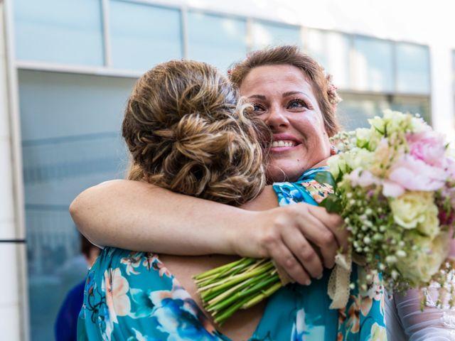 La boda de Javier y Celia en Benidorm, Alicante 33