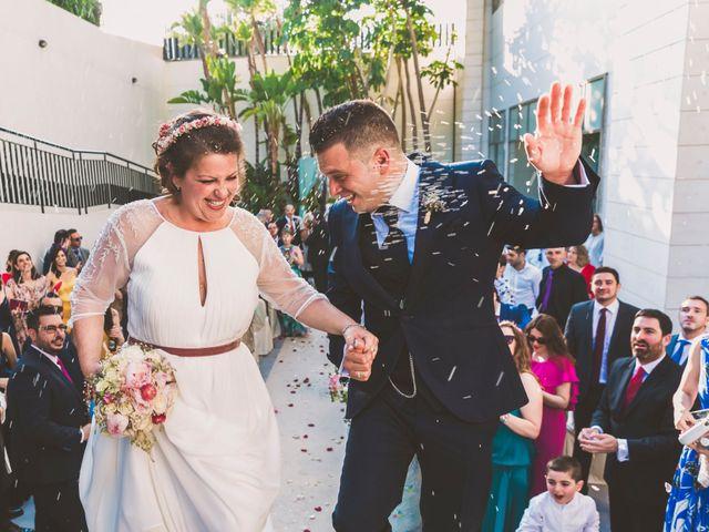 La boda de Celia y Javier