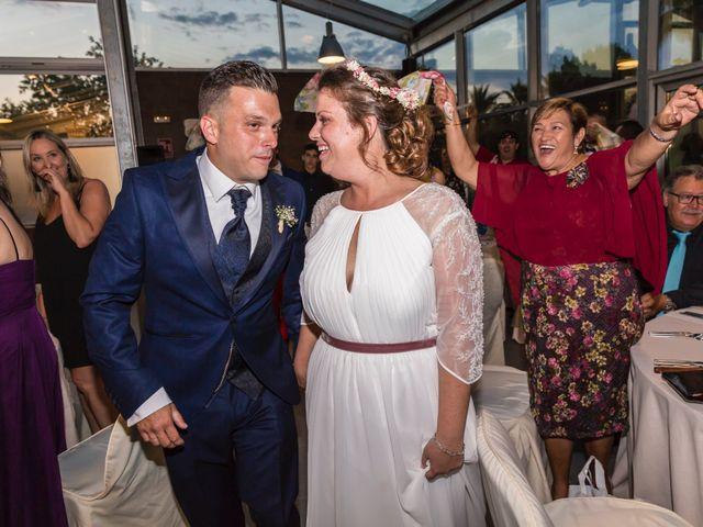 La boda de Javier y Celia en Benidorm, Alicante 38