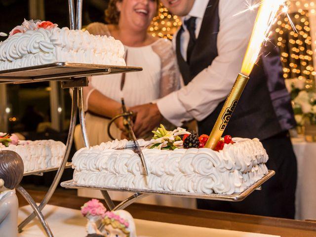 La boda de Javier y Celia en Benidorm, Alicante 40
