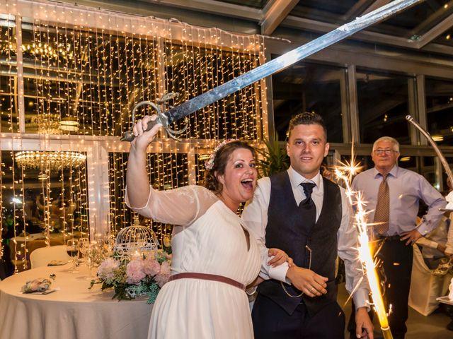 La boda de Javier y Celia en Benidorm, Alicante 41